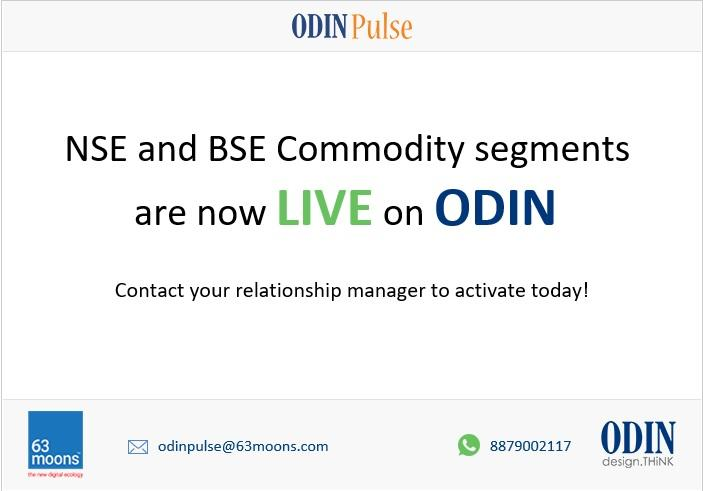 Commodity NSE BSE
